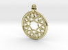 Eurydome pendant 3d printed