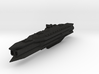 NuBlazers Svenish Battleship - Fleetscale 3d printed