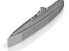 K.XIV class submarine 1:1800 3d printed