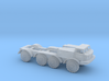 Zil 135 ЗИЛ-135  Fahrgestell 3d printed