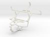 Controller mount for PS4 & Spice Mi-353 Stellar Ja 3d printed