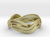 Turban Roll - Ring 3d printed