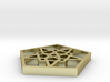 Pentagon Pentacles - 1 inch 3d printed