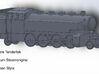 Steam Loco / Dampflok BR86 1/285 6mm 3d printed