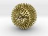 acupressure ball 3d printed