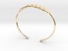 SALE! Wheat 17cm Bracelet (medium)  3d printed