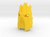 MoL Dormant Mask - Small Pendant 3d printed