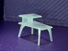1:48 Moderne Wedge Side Table 3d printed