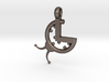 La Coccinella - Logo 3D portachiavi 3d printed