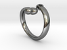 The D Ring - Sz.6 3d printed