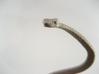 Snake Bangle 3d printed