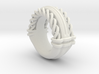 Rope Ring Print 3d printed