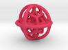 Gyroid 01 3d printed