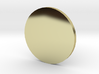 Lapel pin Template 3d printed