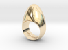 Egg Ring Size 7 3d printed