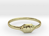Triss Ring US Size 6 UK Size R 3d printed