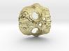 Dr. K Skull Pendant 3d printed