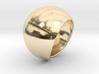 Sphere Ring v1 3d printed