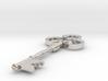 Clover Key 3d printed