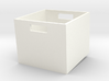 Office: Storage Bin 1:12 scale 3d printed