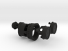 Geodimeter 600 1/4th scale knobs 3d printed