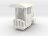 Rio Grande HO scale Engine 3d printed