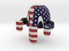 Kilroy Desk Toy: USA 3d printed