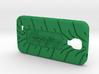 Galaxy S4 Atom Logo A048 long 3d printed