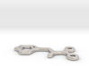 Phenylalanine Charm 3d printed