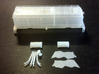 UP Water Tender O Scale 1:48 Jim & Joe 3d printed Raw Kit as Delivered