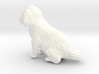 5 Inch Dog 3d printed