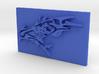 Wyvernworks Logo 3d printed