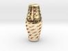 Turandot Prima Necklace 3d printed