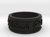 JahSasa Ring 3d printed