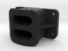 Front Coupler Pocket Relieved Version 3d printed