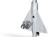 1/144 Mirage IIIc/s 3d printed