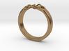 Roots Ring (23mm / 0,9inch inner diameter) 3d printed