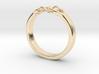 Roots Ring (24mm / 0,94inch inner diameter) 3d printed