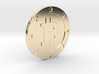 Bitcoin real coin 3d printed