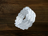 Turk's Head Knot Ring 6 Part X 13 Bight - Size 16. 3d printed