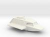 Skyfighter in Flight (V, The Visitors) 3d printed Version 2 Model