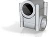 "1/2"" conduit  CNC tool frame fitting 90 deg Ver. 2 3d printed"