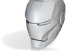 Ironman: mark iii helmet 3d printed