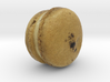 The Darjeeling Macaron 3d printed