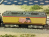 UP Water Tender HO Scale 1:87 Chassis X2 3d printed