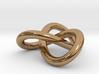 Trefoil Knot Pendant (2cm) 3d printed
