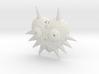 Majora's Mask HD model with Woodgrain detail 3d printed