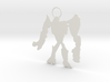 RobotSilhouette 3d printed