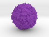Polio Virus - 1 Million X 3d printed