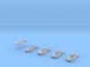 Ladebordwandkinematik 5x 3d printed